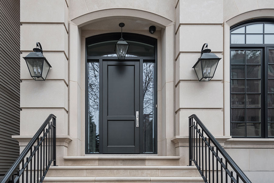 Sidelites Doors In Stock Front Entry Doors In Chicago Il At