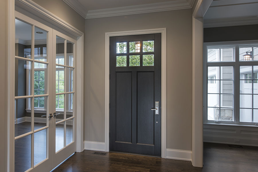 Single Doors - Glenview Doors