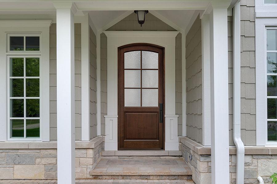 Single Doors - Glenview Doors