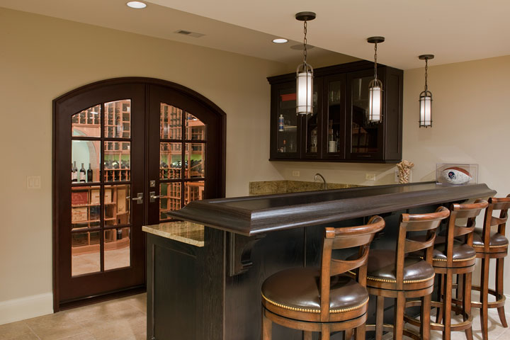 WineCellar Doors - Glenview Doors 1
