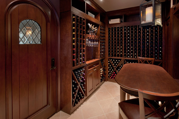 WineCellar Doors - Glenview Doors 2