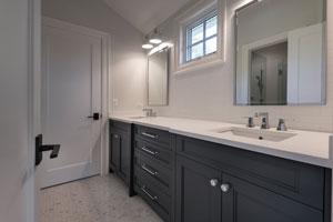 Custom Wood Interior Doors | white paint grade custom interior doors