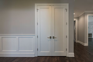 Paint Grade Interior Door.  Paint Grade Custom Interior Doors