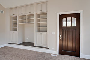 Traditional Interior Door.  Custom Classic Interior Wood Door