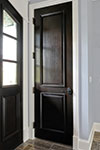 Traditional Interior Door.  Custom Interior Door