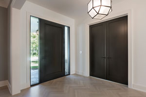 Custom Mahogany Doors Gallery