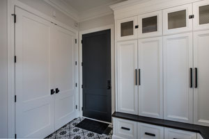 Paint Grade Interior Door.