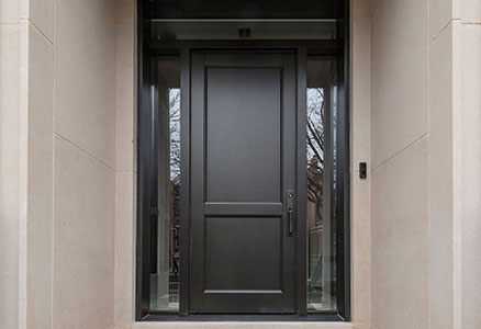Transitional Front Door.    GD-201PT 2SL F 26