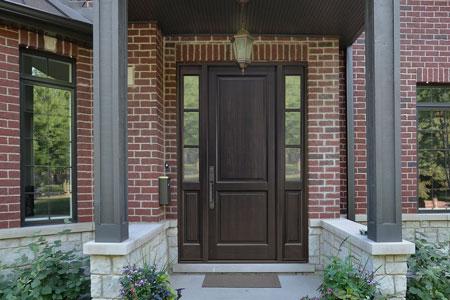 Classic Entry Door.    GD-202PT 2SL 59