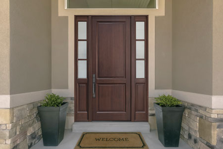 Classic Entry Door.    GD-202PT 2SL 60