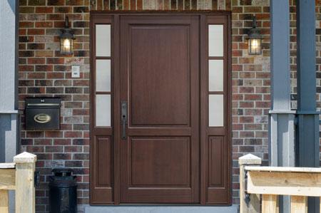Classic Entry Door.    GD-202PW 2SL 65