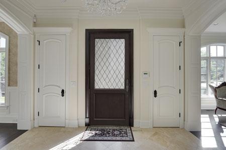 Classic Entry Door.    GD-203PWDG 67