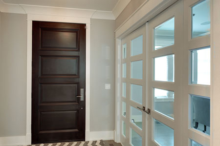 Transitional Entry Door.    GD-4000PW 35
