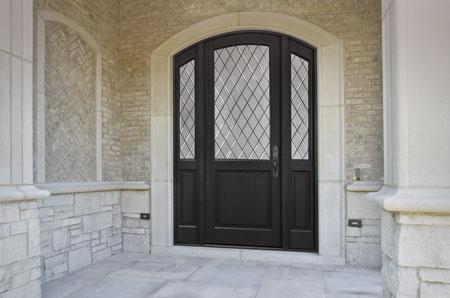 Classic Entry Door.    GD-552PTDG 2SL 91