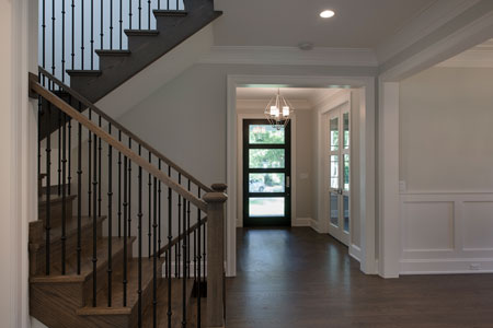 Transitional Entry Door.    GD-823PWC 35
