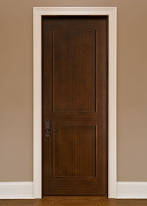 Traditional Interior Door.  104