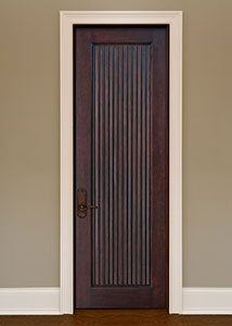 Classic Interior Door.  Artisan Collection Custom Interior Wood Door  DBI-580 286