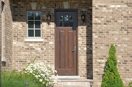 Classic Entry Door.     Custom Front Entry Door