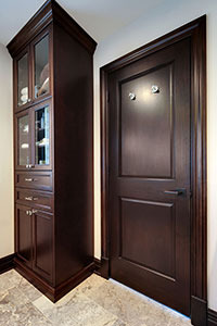Traditional Interior Door.  86
