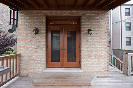 Craftsman Entry Door.  179