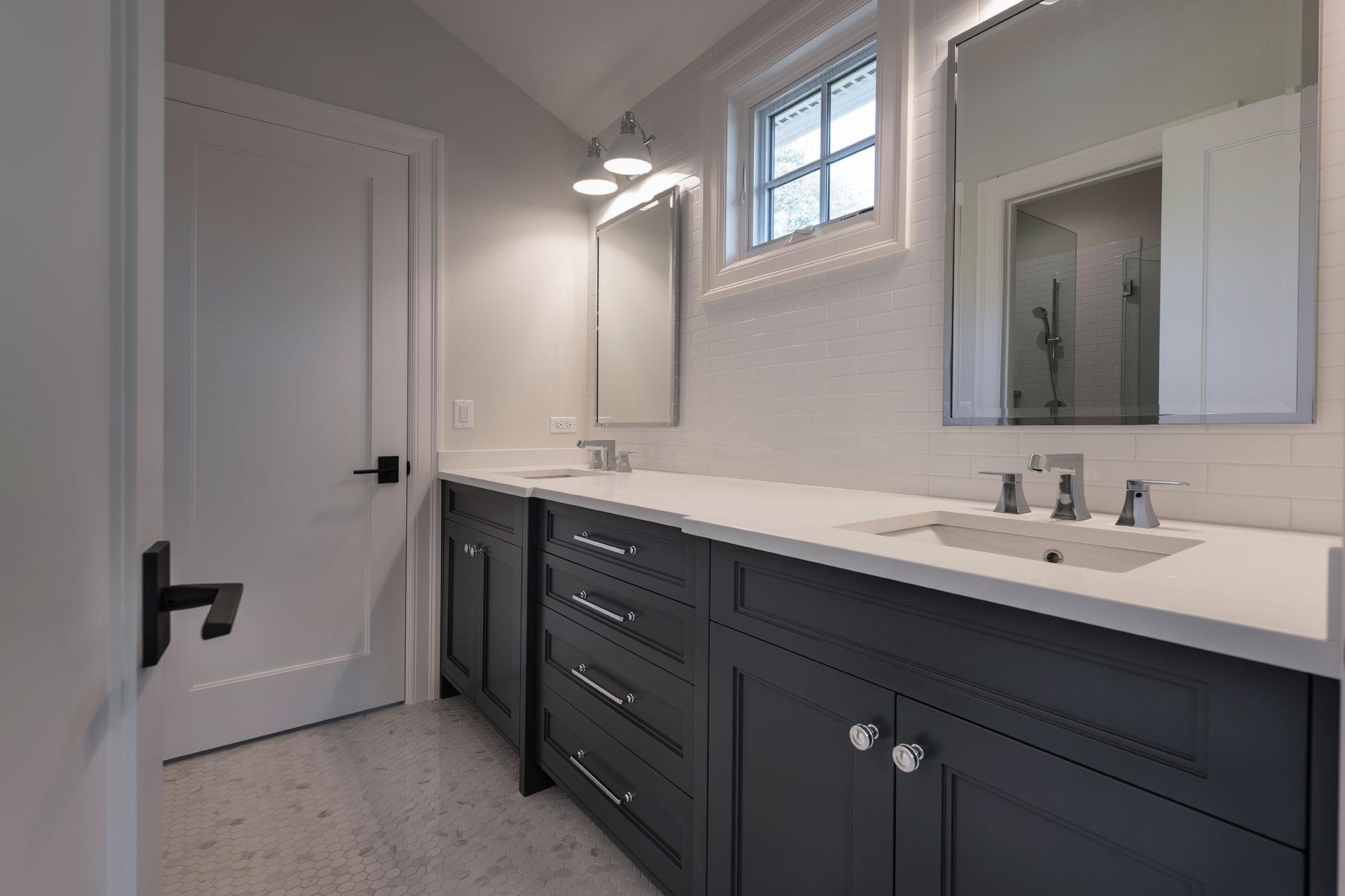 Custom Wood Interior Doors | white paint grade custom interior doors  - Glenview Doors - Custom Doors in Chicago