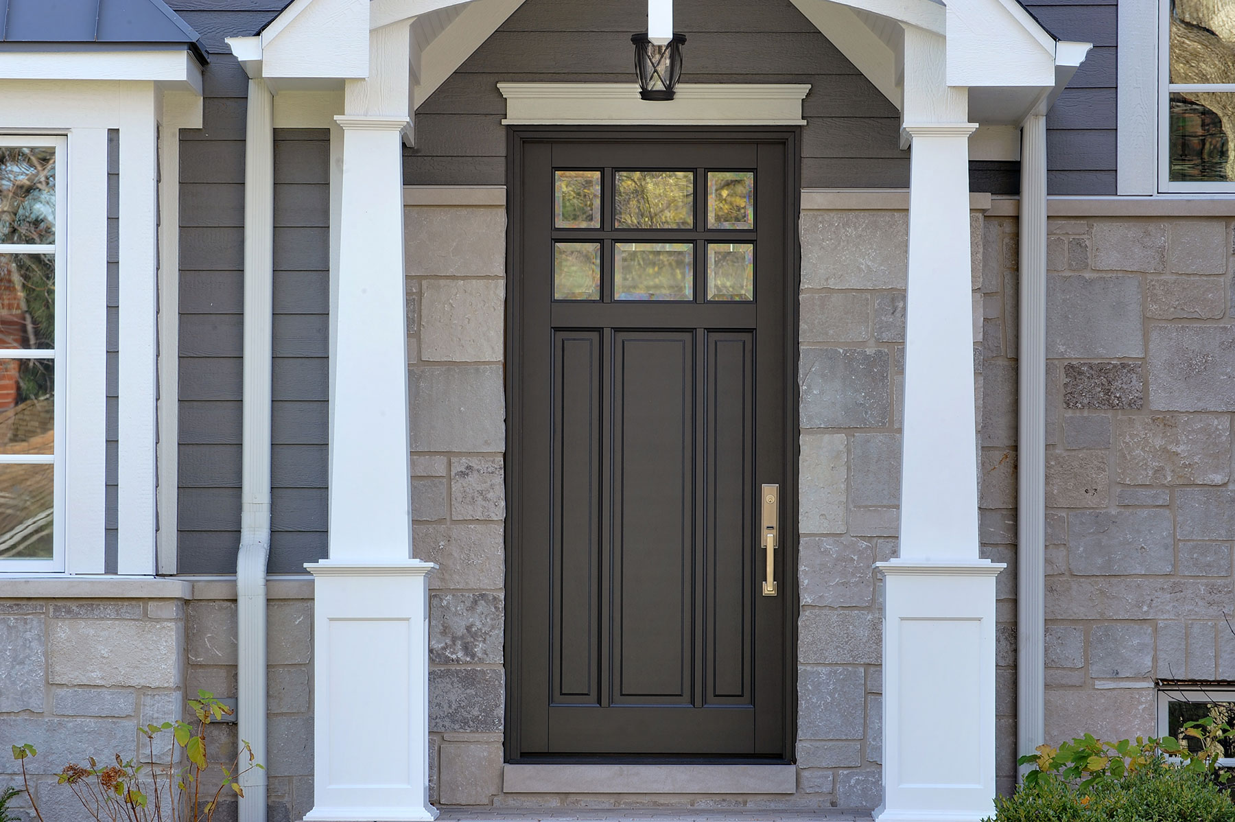 Front Entry Door Design Single Solid Euro Technology Mahogany