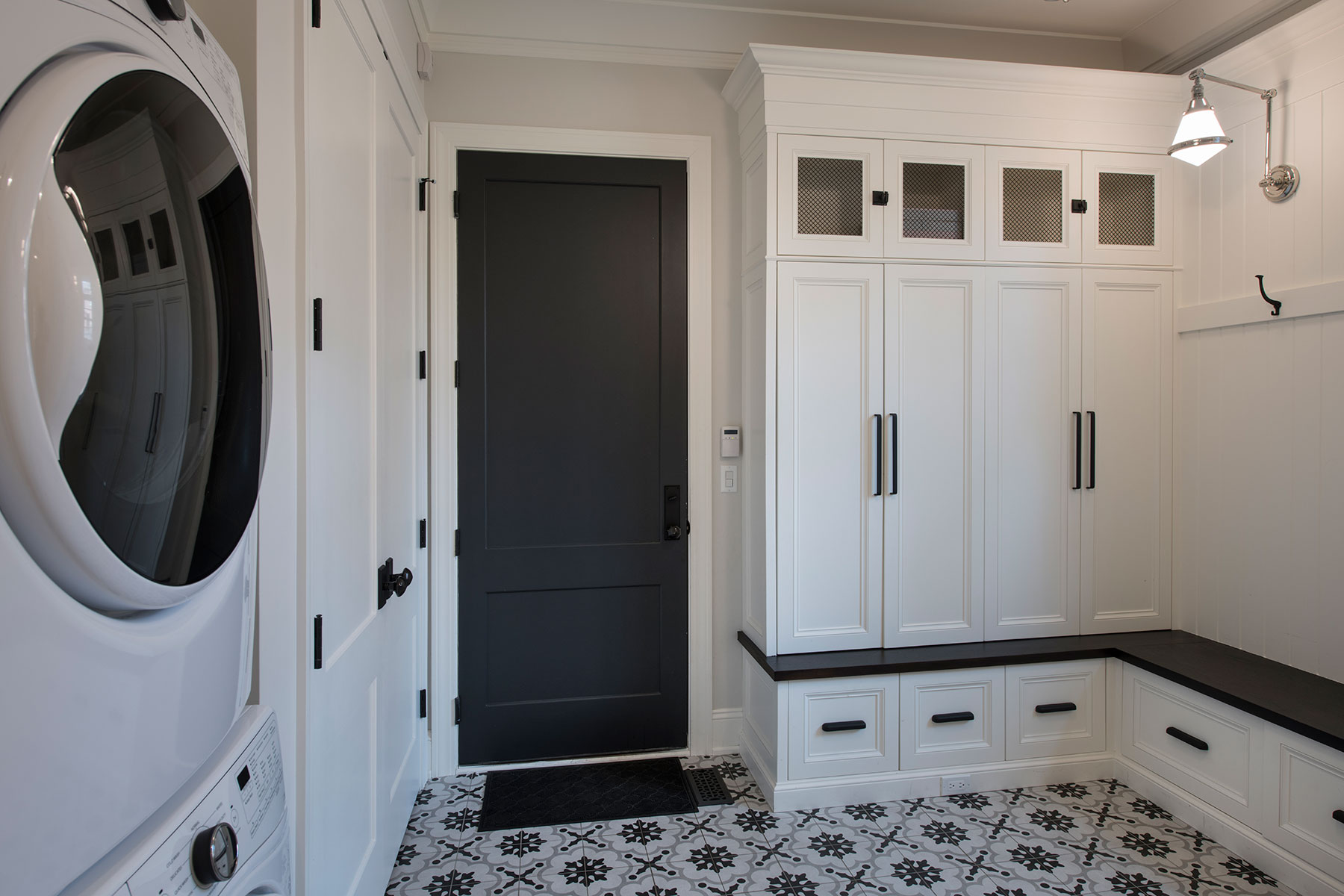 Custom Wood Interior Doors | Paint Grade Custom Interior Door, Solid.   - Glenview Doors - Custom Doors in Chicago