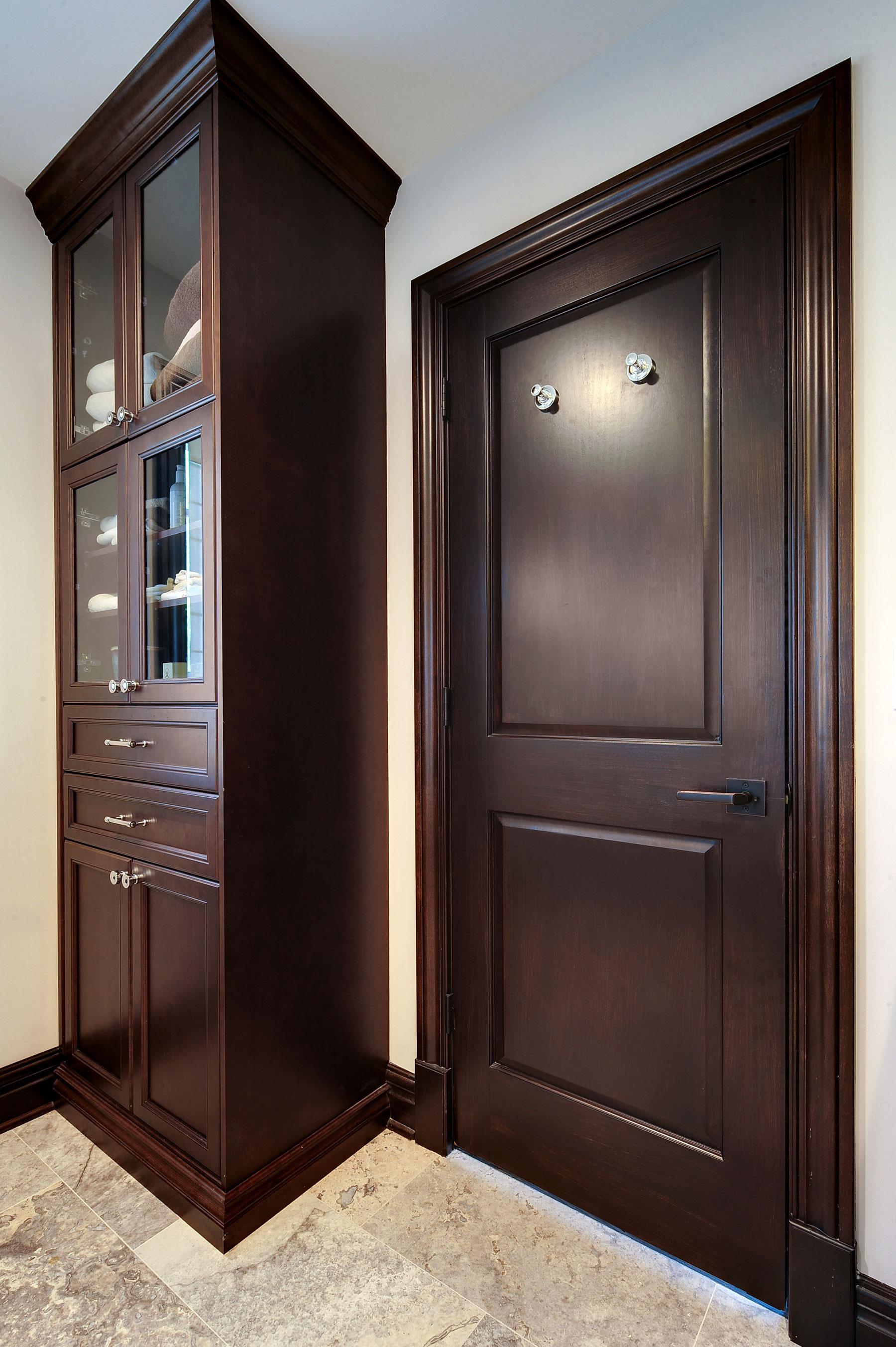 Custom Wood Interior Doors | Custom Interior Solid Wood Door  - Glenview Doors - Custom Doors in Chicago
