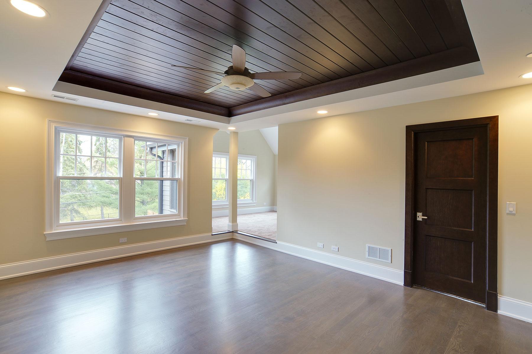 Custom Wood Interior Doors | Custom Classic Interior Solid Wood Door  - Glenview Doors - Custom Doors in Chicago