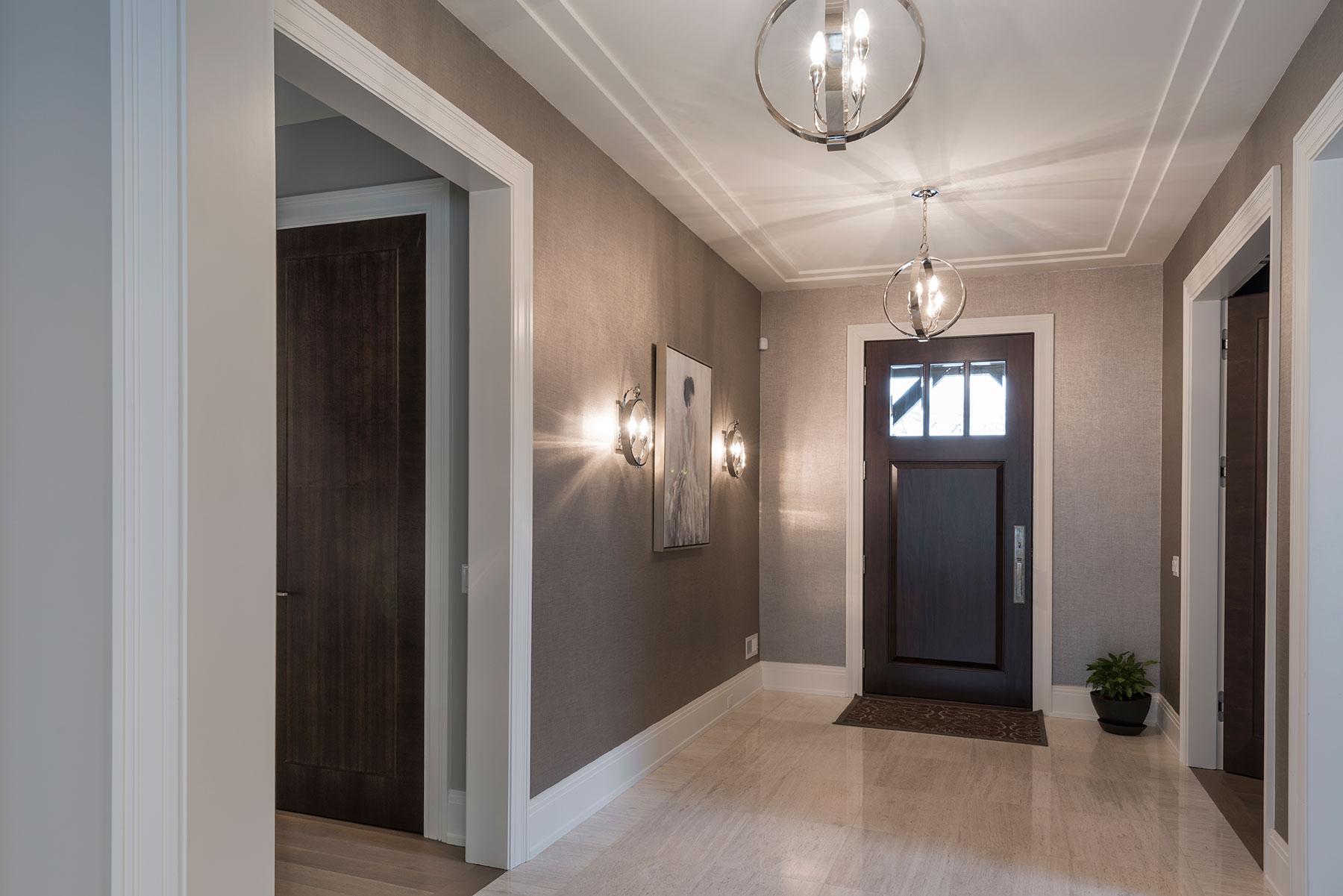 Custom Wood Front Entry Doors. Front Door