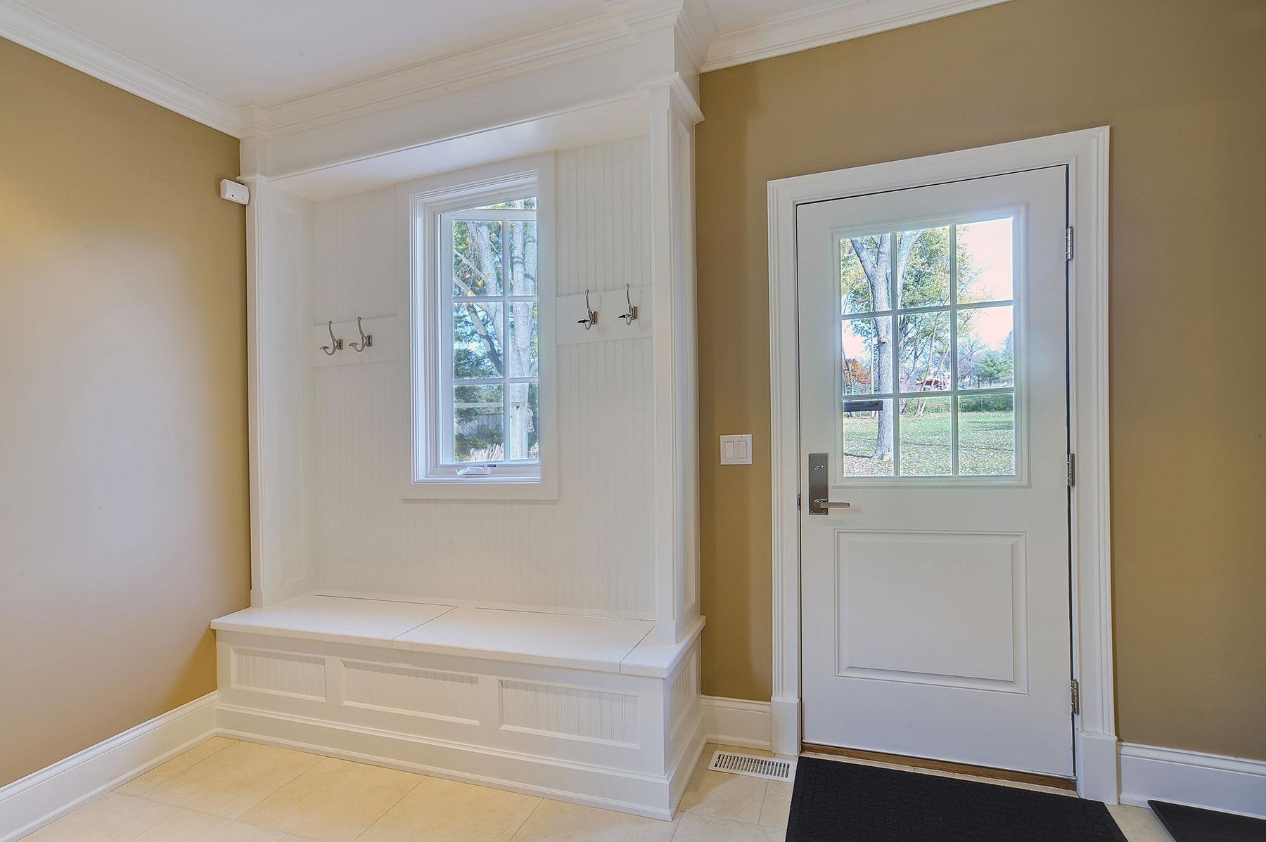 Custom Wood Front Entry Doors   Custom Entry Door, Paint Grade  - Glenview Doors - Custom Doors in Chicago
