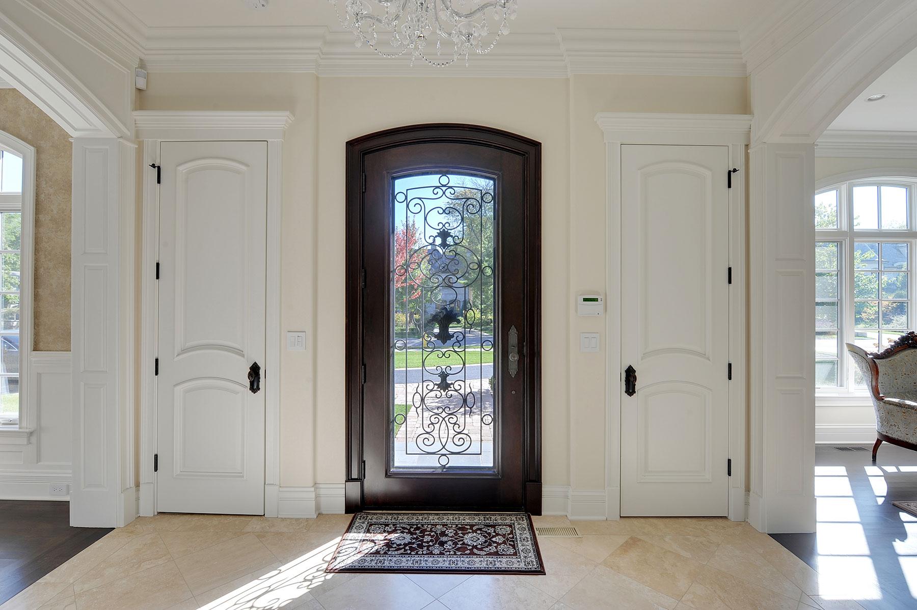 Solid wood entry doors modern front doors modern - Where to buy solid wood interior doors ...