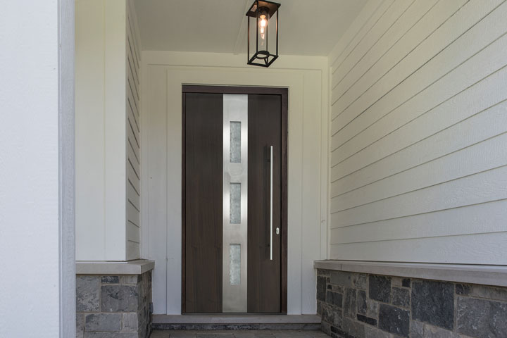 Modern Entry Door.  Modern Front Door DB-EMD-C2W