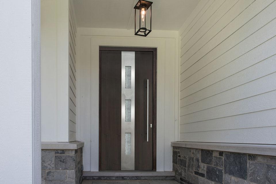 Modern  Door.   DB-EMD-C2W