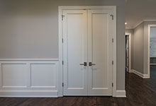 Custom Wood Interior Doors - Paint Grade Custom Interior Doors.