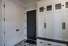 Custom Wood Interior Doors - Paint Grade Custom Interior Door Double Doors, and Single Door, Solid.