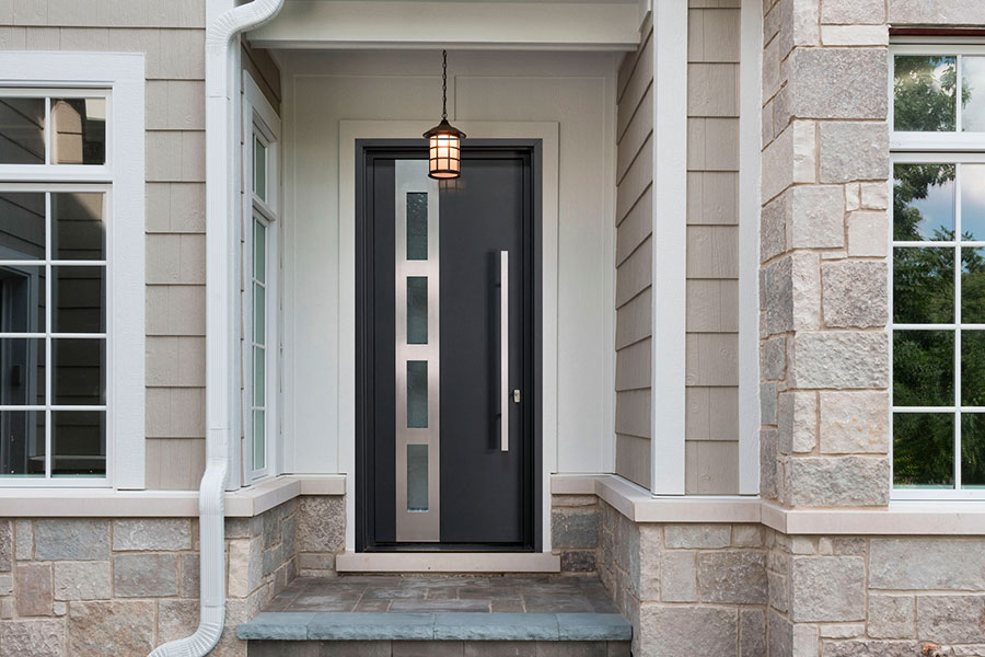 Aluminum Clad Doors Gallery